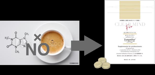 カフェインに替わる天然素材